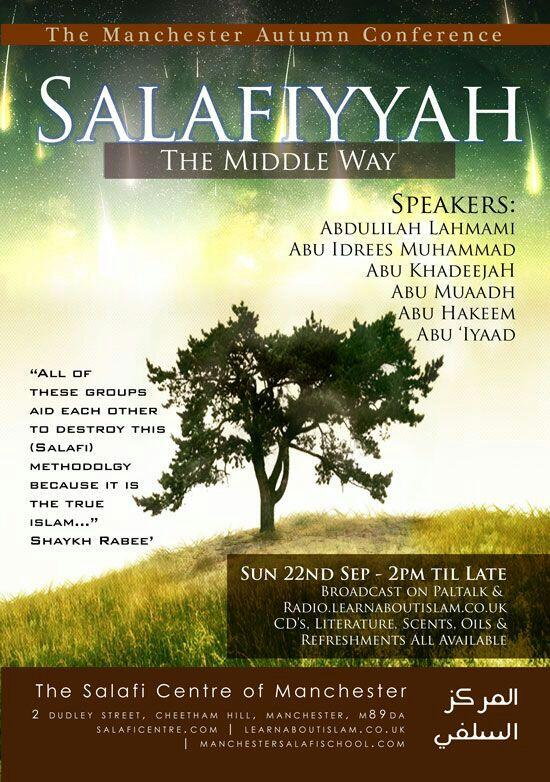 Manchester Salafi Conference
