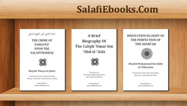 SalafiEBooks_Bookshelf