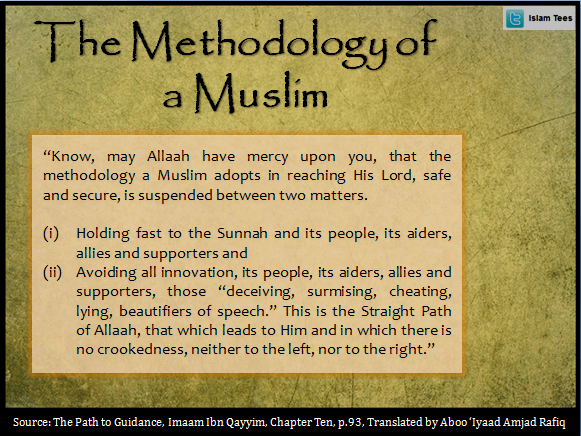 Methodology_Of_A_Muslim_IslamTees
